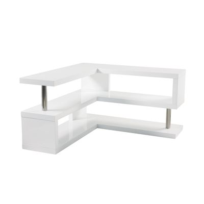 Pinterest the world s catalog of ideas for White gloss kitchen corner unit