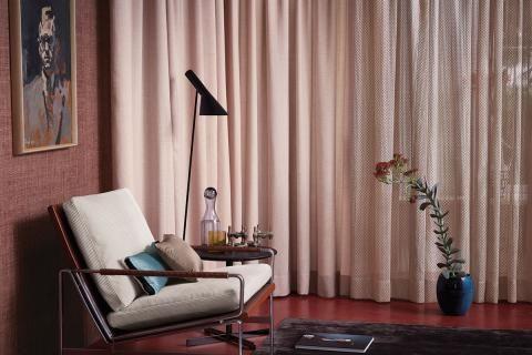 Gardinen Trends 2020 Aktuelle Vorhange Schonerwohnen In 2020 Home Decor Interior Fabric Decor