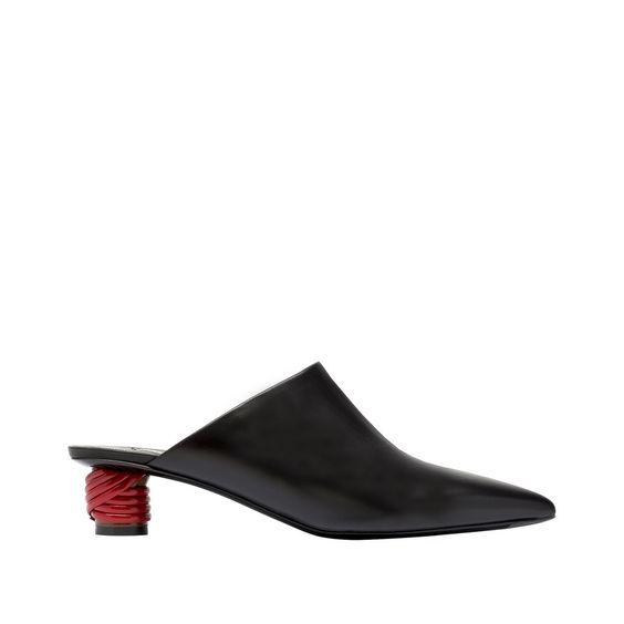 BALENCIAGA Bistrot Mules Bistrot Shoes