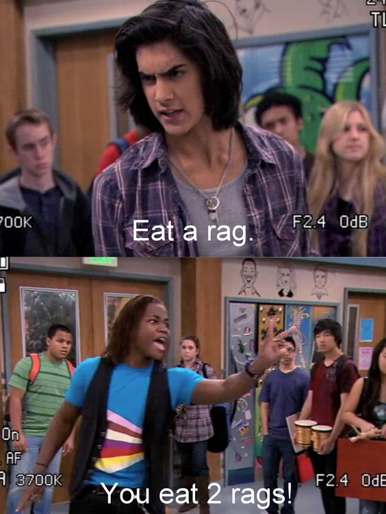 Reality TV causes everyone to act a little crazy... Including the Victorious gang.