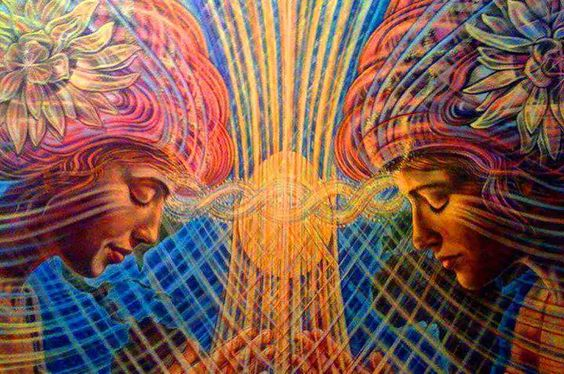 Twin Flame Telepathy - Embracing the Communication Between Ascending Hearts <3: