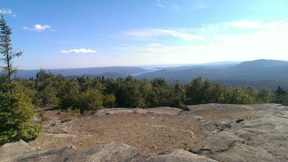 Hadley Mountain in Adirondacks