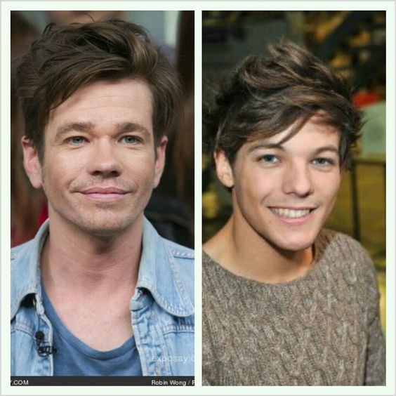 I really think Nate Ruess and Louis Tomlinson could be ...