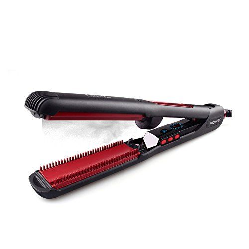 Steam Hair Straightener Flat Iron Hair Flat Iron Straightener More Info Could Be Found A Flat Iron Hair Styles Steam Hair Straightener Hair Straightener