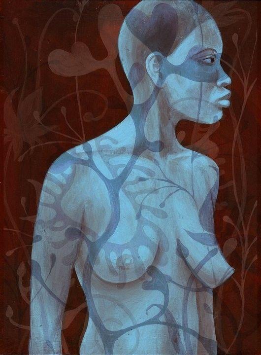 Alice Wellinger | alice_wellinger_figurative_illustration_nude11
