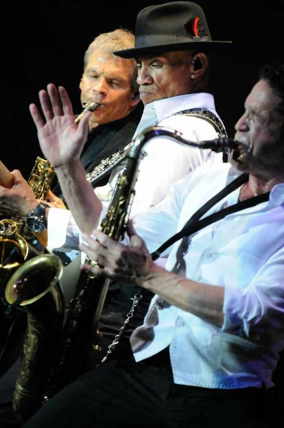 Dave Koz and David Sanborn