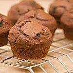 Recette Muffins double chocolat