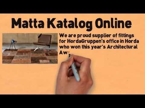 http://sainthome.se/ ▶ matta Katalog online - YouTube