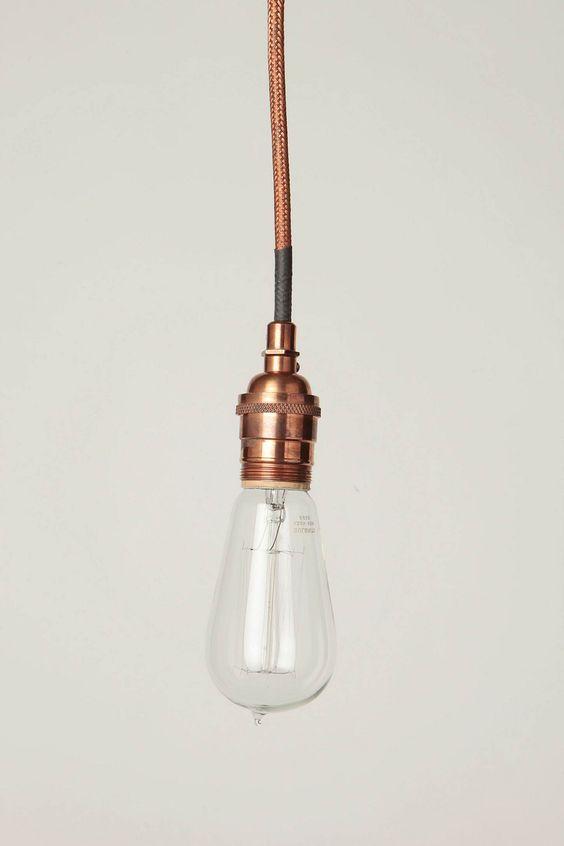 Luminária + Industrial