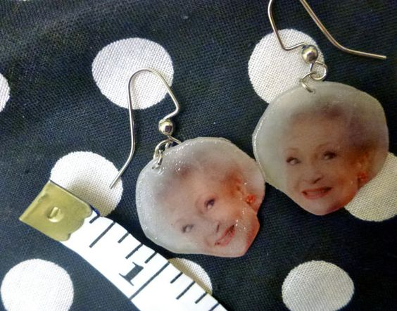I clearly have no use for regular earrings, but if I did, I'd wear these daily