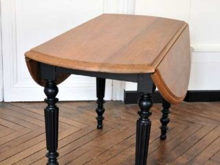 Table Ronde Sparrow 6 Table Ronde Bois Table A Manger Ancienne Table Salle A Manger