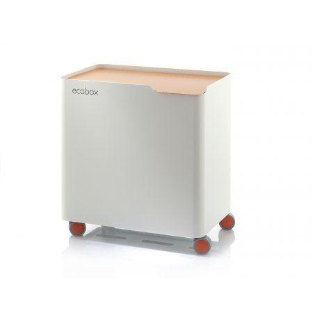 Abfalltrenner Ecobox #Donhierro  #Design