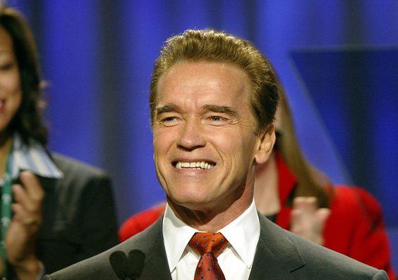 Das Vermögen und Einkommen von Arnold Schwarzenegger