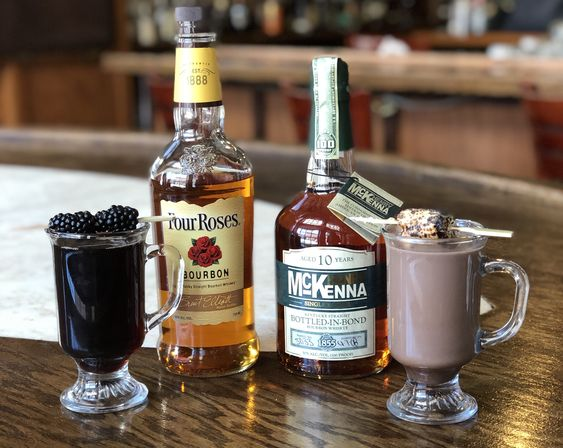 Cozy Cocktails for Your Snow Day - The Bourbon Review