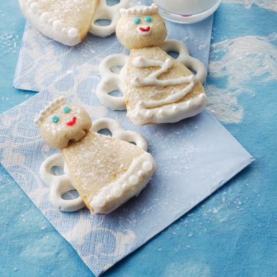 Heavenly Angels Cookie Recipe