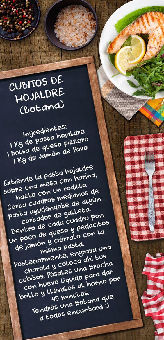 ¿Tienes visita? Prepárales esta fácil y deliciosa botana de jamón y queso. ¡Seguro les encantará!