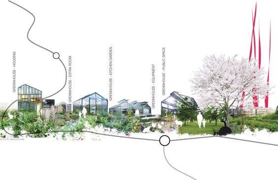 Clic Architecture · Effets de Serres · Divisare