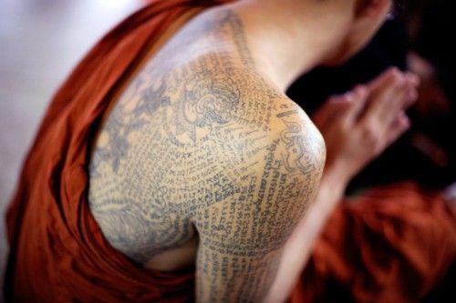 <3 buddhist tattoo