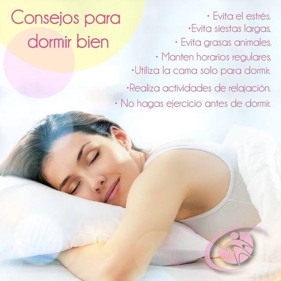 #Dormir #Salud #Belleza