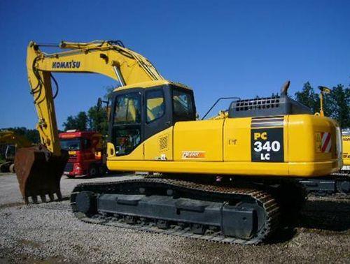 Pdf Komatsu Pc340 6k Pc340lc 6k Pc340nlc 6k Hydraulic Excavator Service Shop Manual Download Excav Hydraulic Excavator Komatsu Operation And Maintenance
