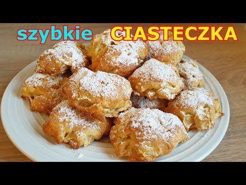 Ekspresowe Ciasteczka Do Kawy Z Jablkami Bez Walkowania Wloski Przepis Apple Cookies Youtube Dessert Drinks Baking Food