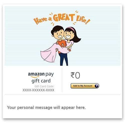 Gift Cards Vouchers Online Buy Gift Vouchers E Gift Cards Online In India Amazon In Egift Card Cards Gift Card Design