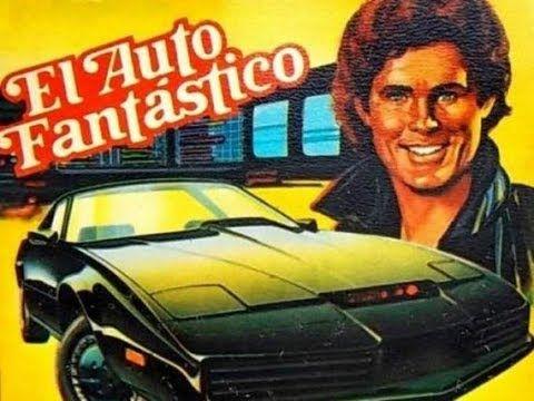 El Auto Fantastico En Español Latinotemporada1episodio3 Youtube Autos Fantastico Español