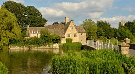 FAIRFORD MILL | by chris .p