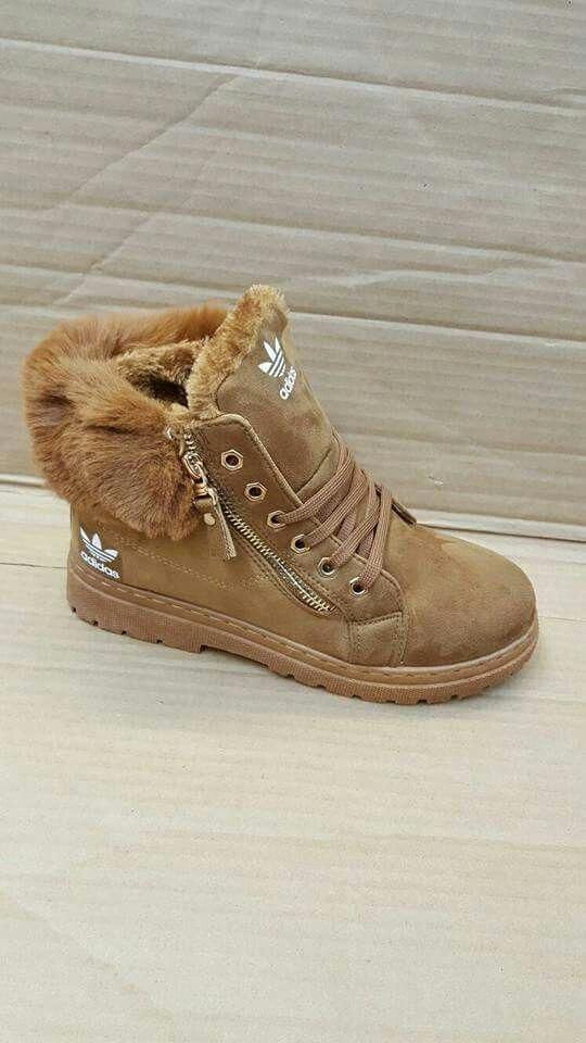 Adidas winter boots. 👢 #UggsBoots