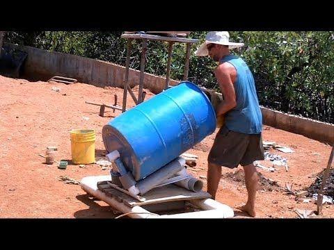 Cement Mixer Cement Mixers Homemade Tools Concrete Mixers