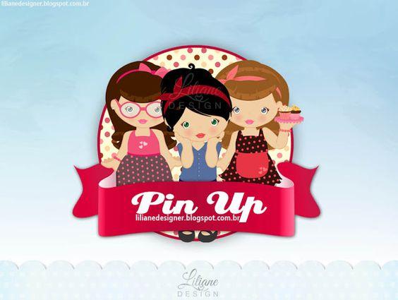 Doll cute Pin Up  Bonecas inspirada no estilo: Pin Up