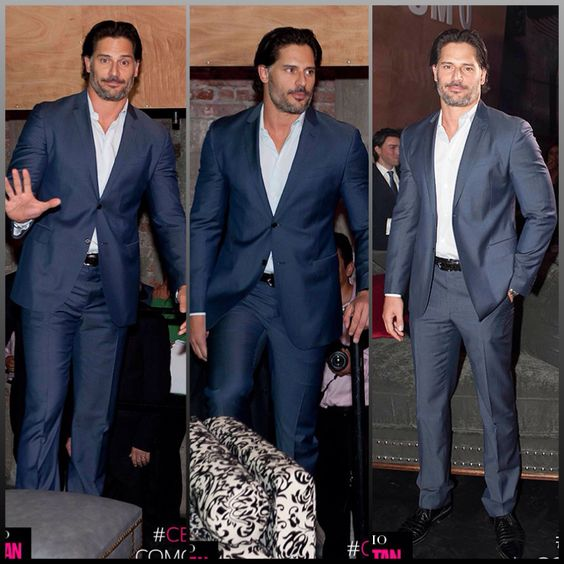 Joe Manganiello At Cosmopolitan Party Mexico