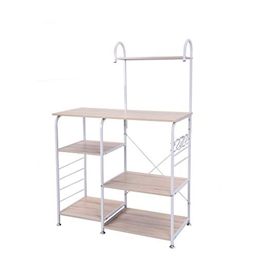 Basde Kitchen Rack Kitchen Baker S Rack Utility Storage Shelf