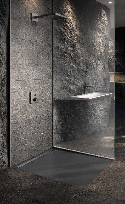 A Beautiful Expanse Nexsys Adds A Touch Of Luxury To Every Bathroom Eine Schone Flache Nexsys Verleiht Jedem