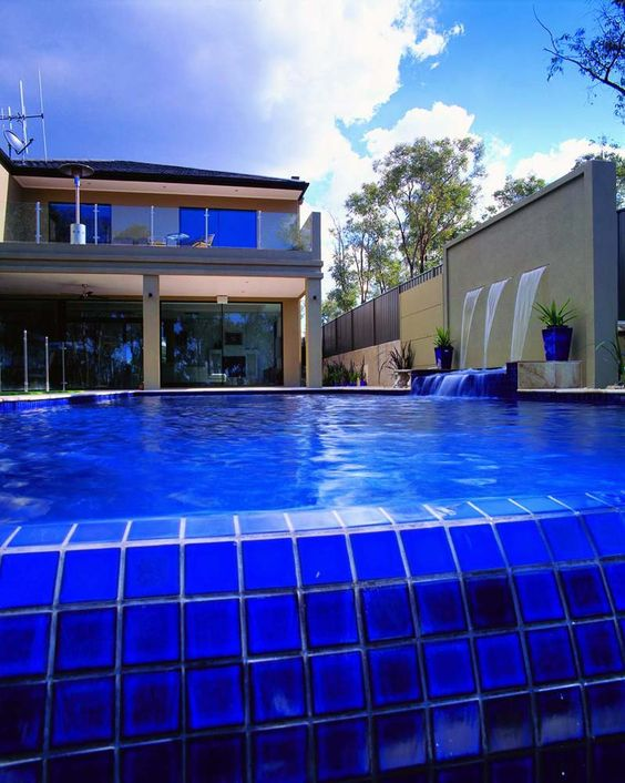 World class pool pacific blue pinterest pools world for Blue world pools