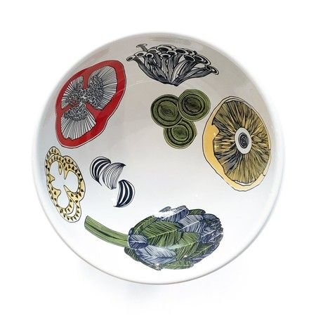 Bowl Jardim de Cogumelos - Loja Muug   | Ceramic Mushroom Garden Bowl developed by MUUG