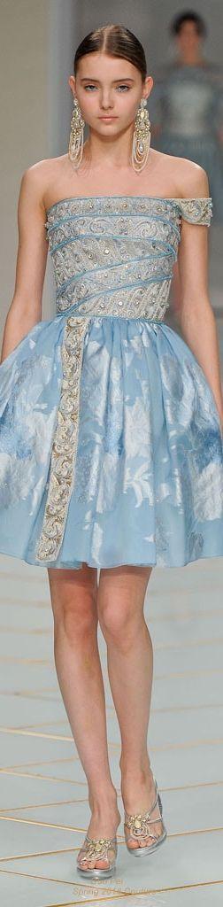 Guo Pei - Paris Couture Week fall 2016