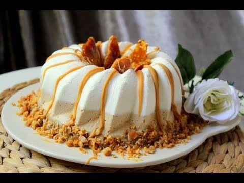 ايس كريم كلاص اوليفيري ب 3 مكونات طبقات لذيذ معلك وراقي للعراضات والمناسبات Food Desserts Pudding