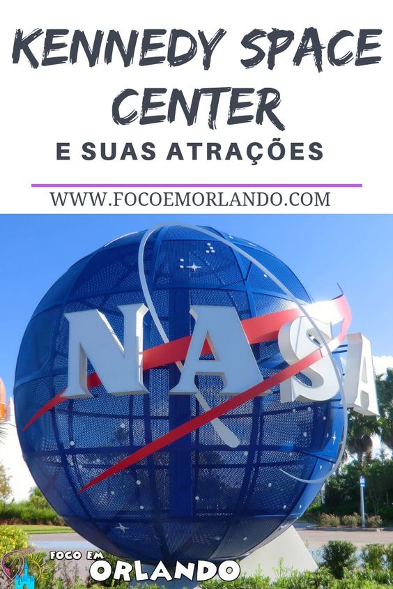 Pinterest - Kennedy Space Center, Cabo Canaveral, Flórida