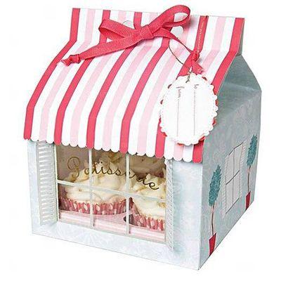 Hochzeit Gastgeschenke - $14.19 - Patissiere Kuchen-Kästen mit Bänder (Satz von 12) (050024717) http://amormoda.de/Patissiere-Kuchen-kaesten-Mit-Baender-Satz-Von-12-050024717-g24717