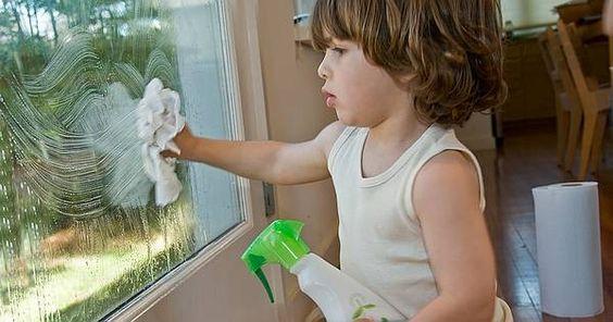 Ökologischer Fensterreiniger: in Minuten selbst hergestellt