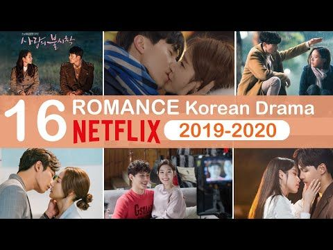 Top 16 Romantic Korean Dramas On Netflix 2019 2020 Youtube Korean Drama Romance Korean Drama Best Korean Drama