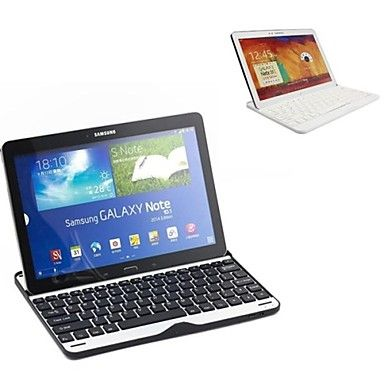 Ultra Thin Aluminum Bluetooth Keyboard Cover for Samsung Galaxy Note 10.1 P600 (Assorted Colors) http://mxpi.co.nf/?item=1584853