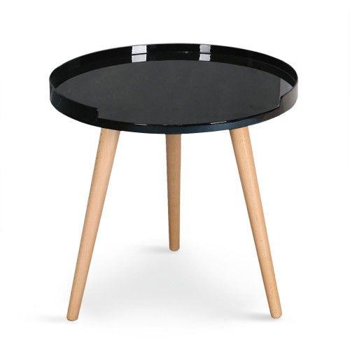 La Table D Appoint Nala Est Un Meuble Moderne Au Design Nordique