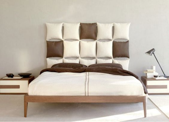 45 cool headboard ideas to improve your bedroom design for Freshome com bedroom designs