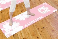 For all your sport fans out there! be. designs has Pink Yoga Mats with your favorite sports team logo! Show your Spirit! Available: www.bedesignsshop...