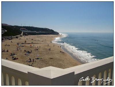 Praia de Sao Pedro de Moel - Portugal