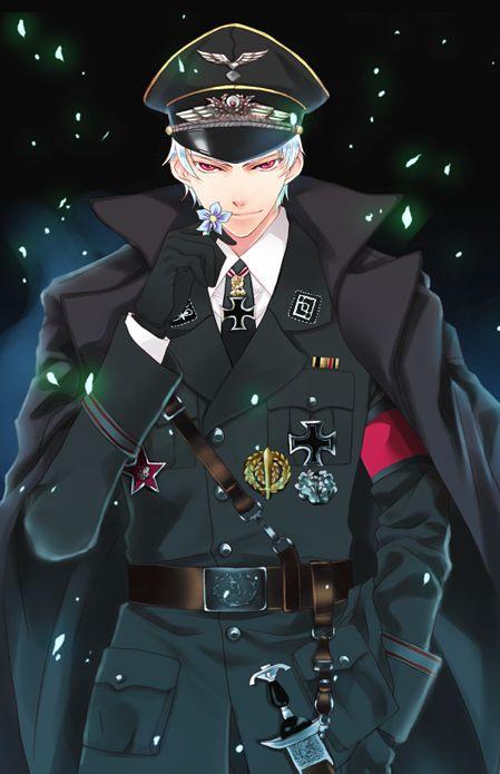 Prussia <3
