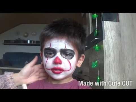 Youtube Halloween Makeup For Kids Kids Makeup Halloween Makeup