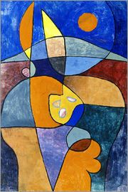 Paul Klee - Farmer Garden Personified